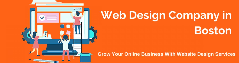 Web Design Company in Boston