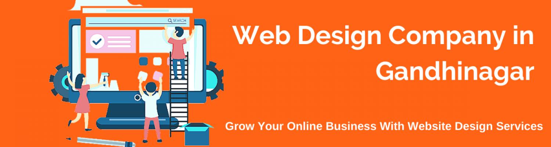 Web Design Company in Gandhinagar