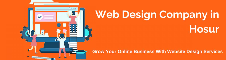 Web Design Company in Hosur