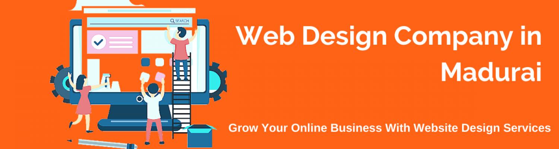 Web Design Company in Madurai