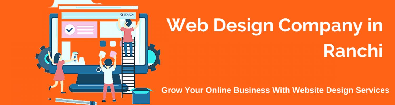 Web Design Company in Ranchi