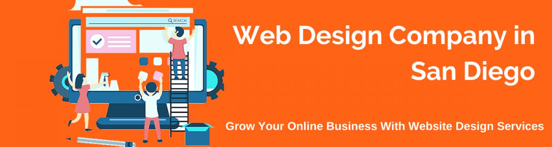Web Design Company in San Diego