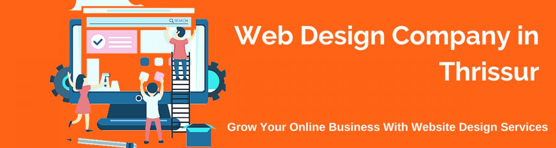 Web Design Company in Thrissur
